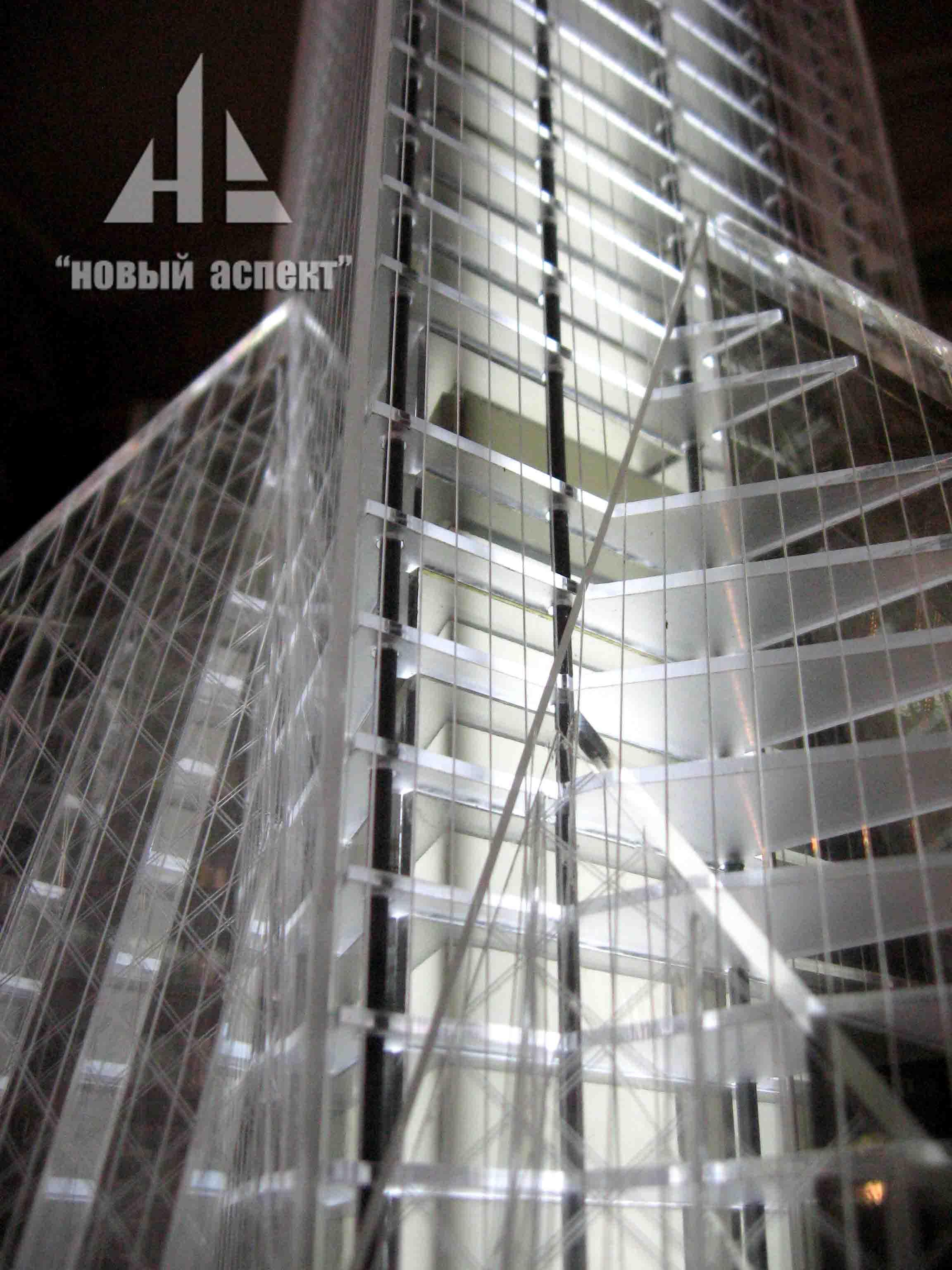 Макеты общественных зданий 4