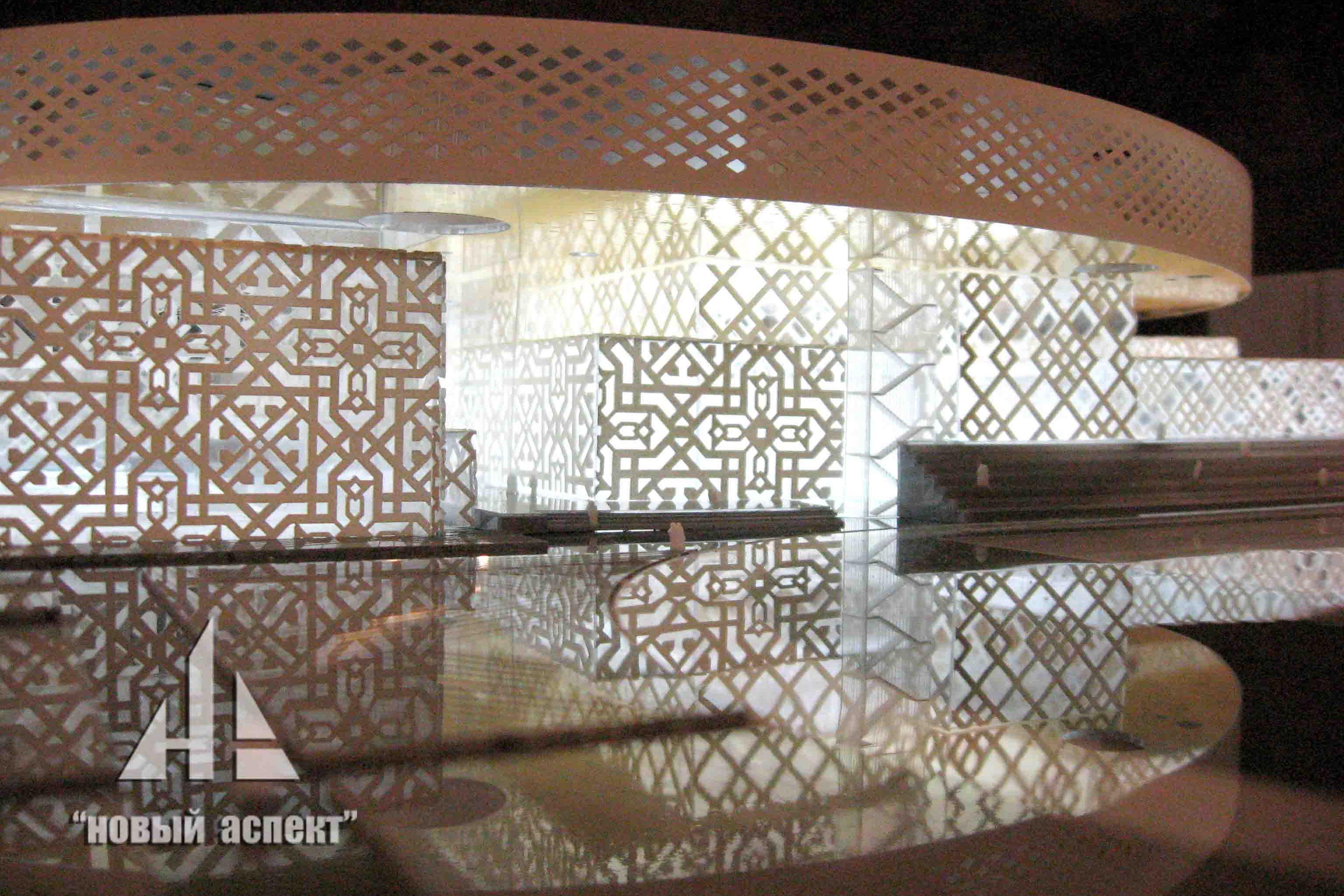 Дворец творчества, Астана
