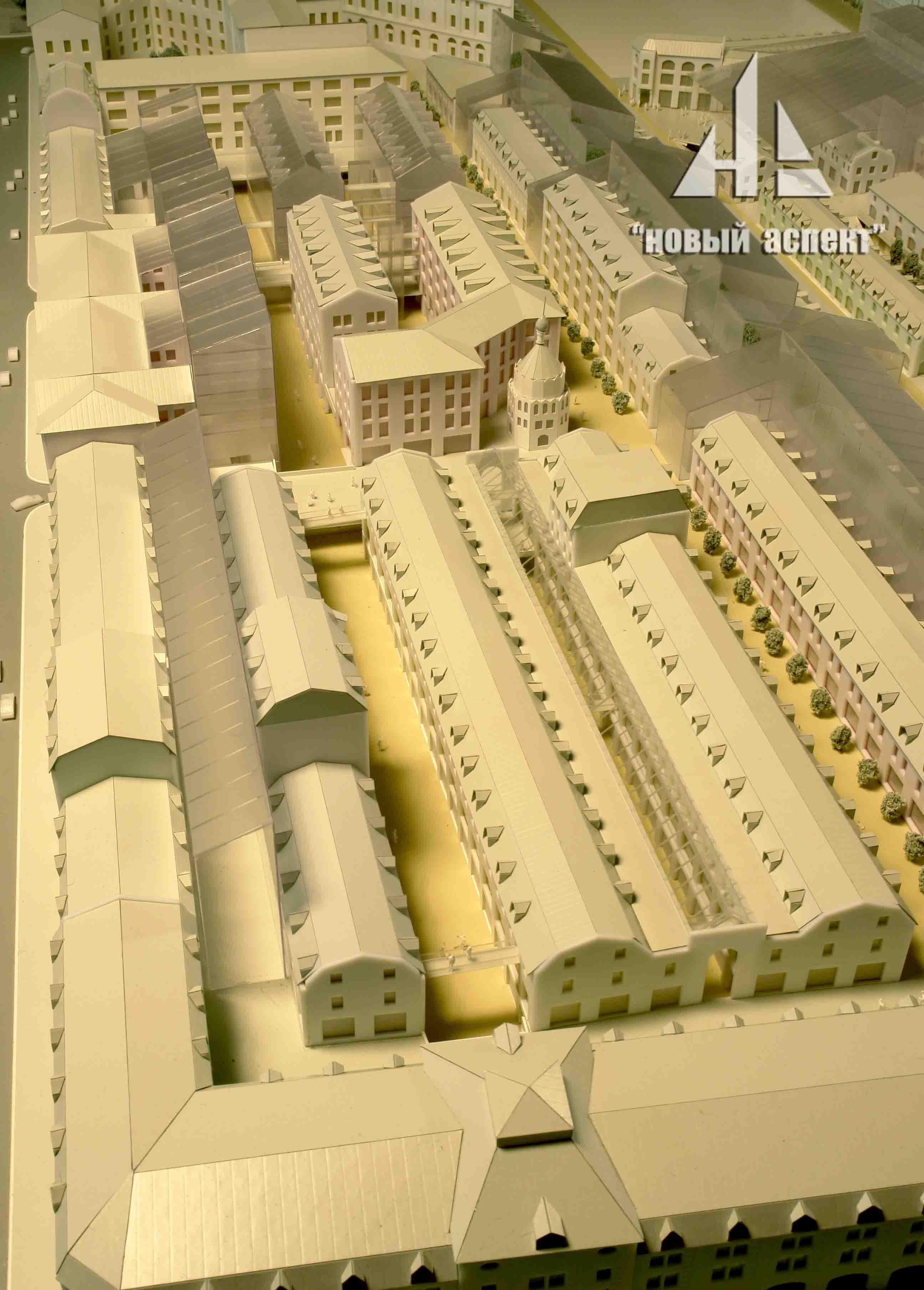 Градостроительные макеты, Апраксин 2007 (4)