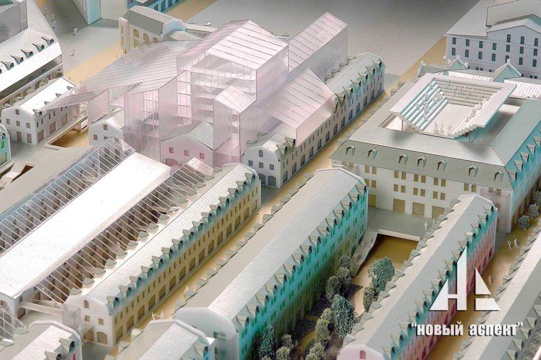 Градостроительные макеты, Апраксин 2007 (5)