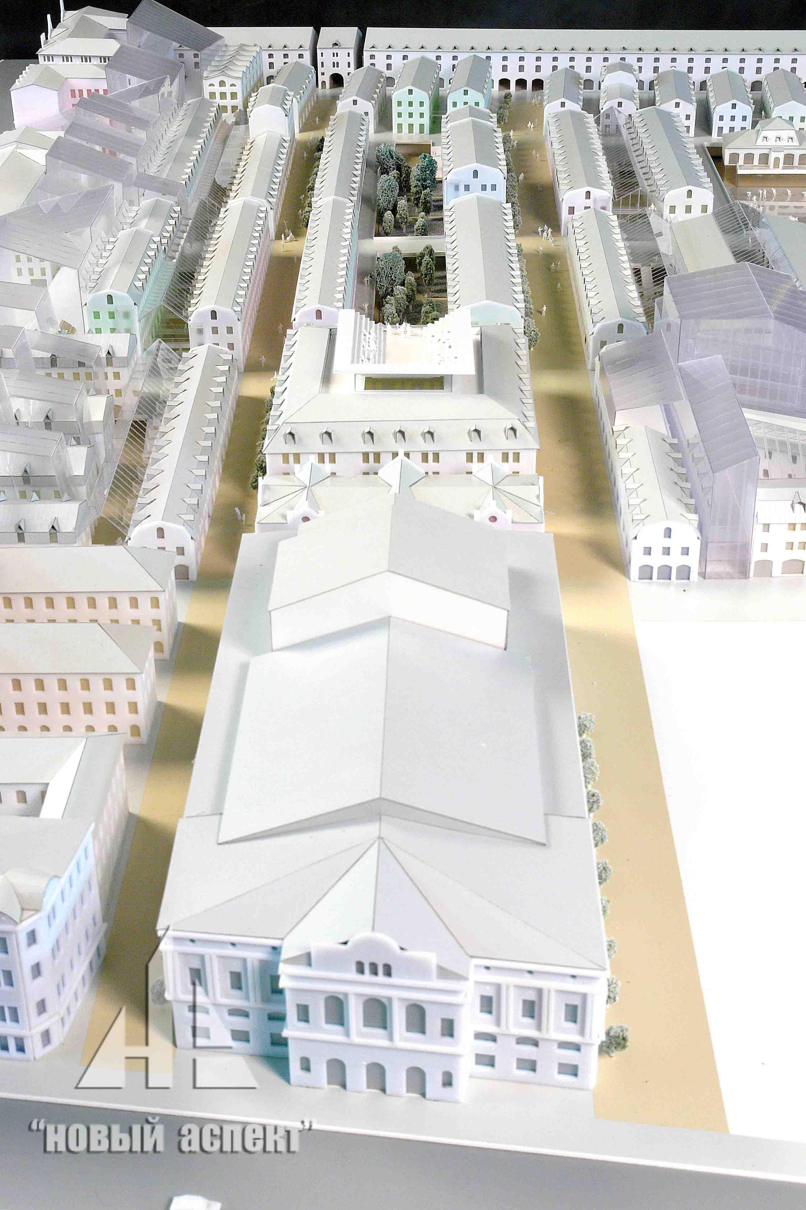 Градостроительные макеты, Апраксин 2007 (6)