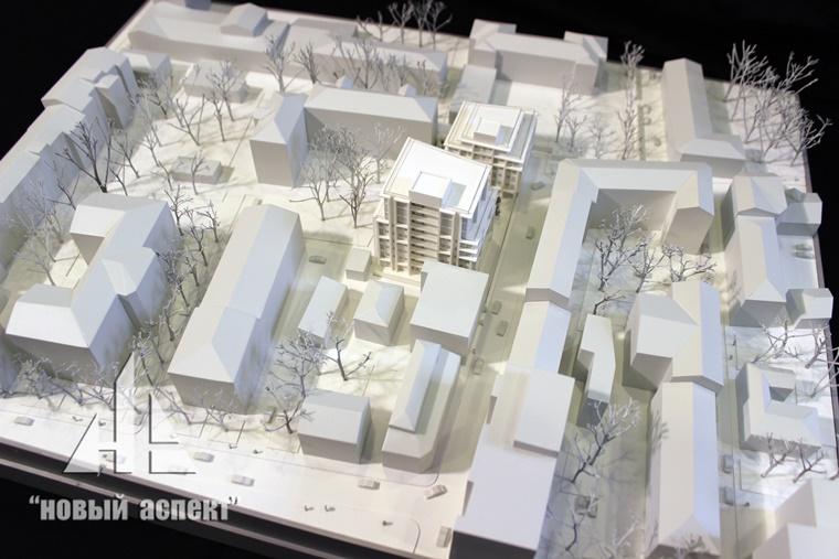 Градостроительные макеты, Б.Палашевский (4)