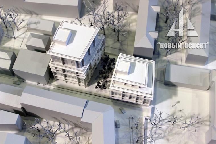 Градостроительные макеты, Б.Палашевский (5)