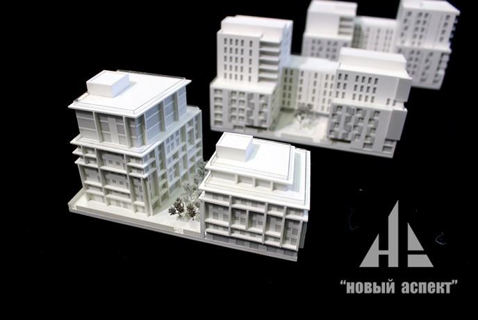 Градостроительные макеты, Б.Палашевский (6)