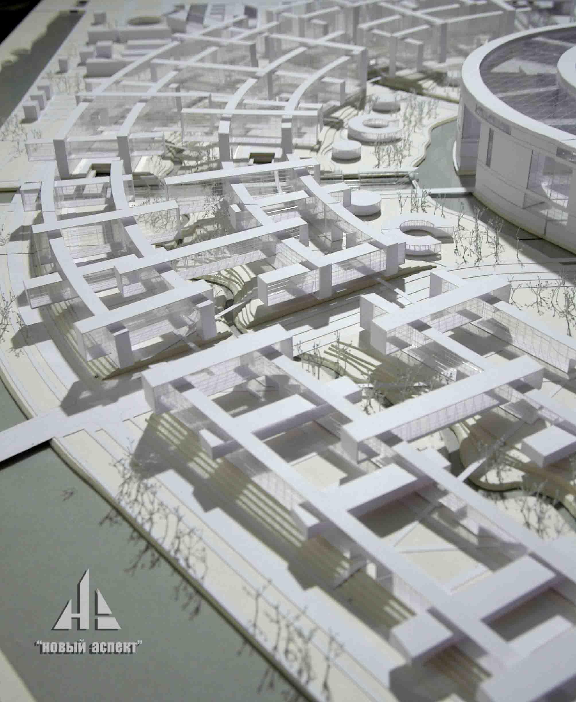 Градостроительные макеты, Балтийская Жемчужина (2)