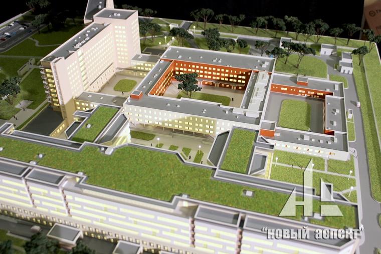 Макеты общественных зданий ДГБ1 (4)