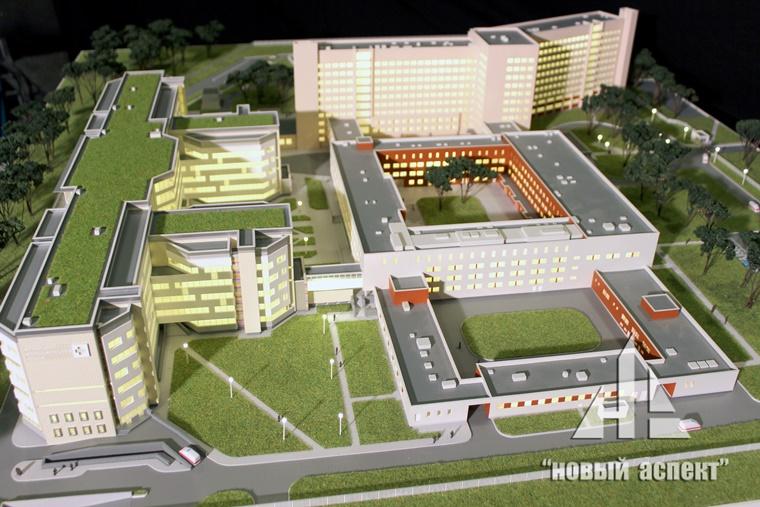 Макеты общественных зданий ДГБ1 (5)