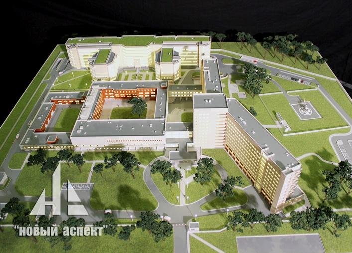 Макеты общественных зданий ДГБ1 (6)