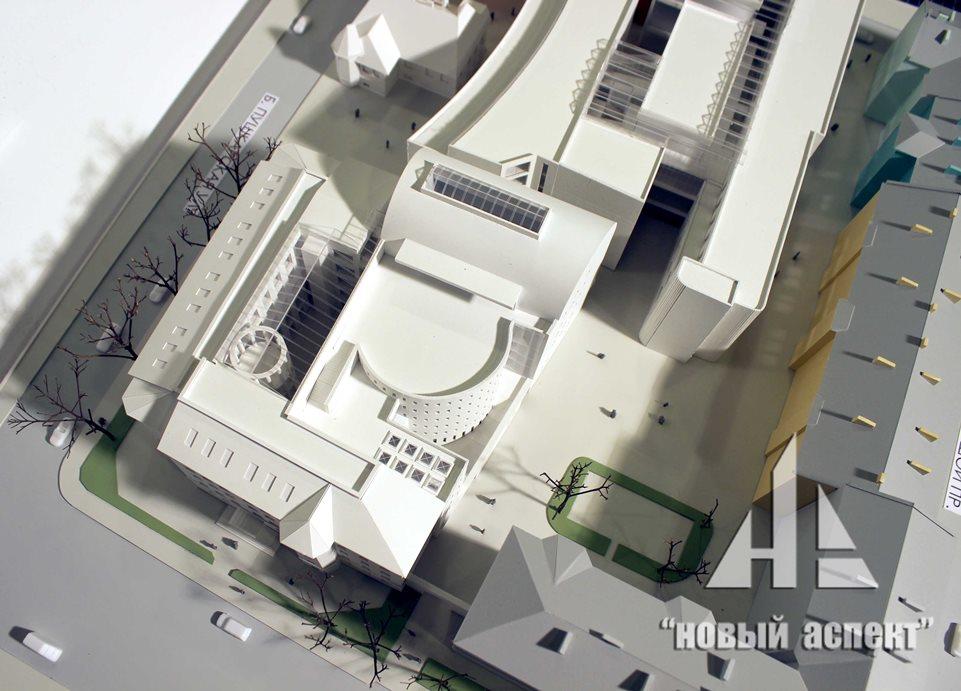 Макеты общественных зданий Эйфман Общий (5)