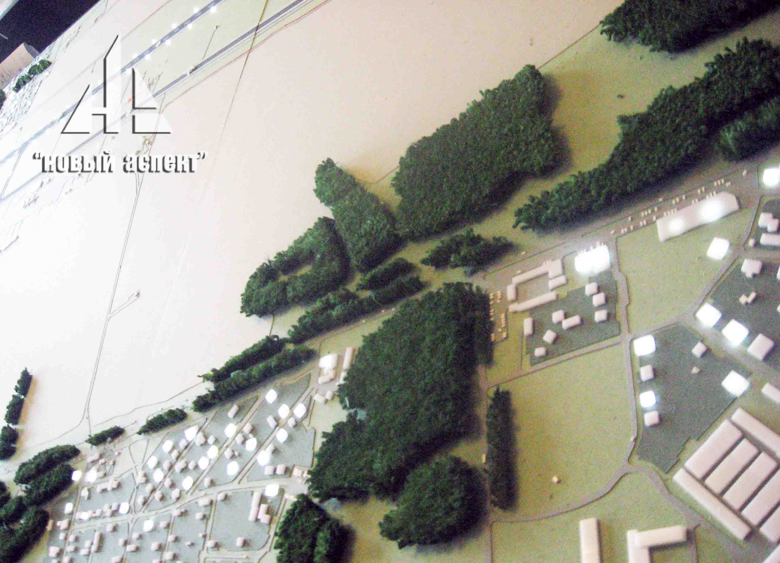 Градостроительные макеты, Иркутск (5)