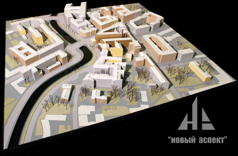 Градостроительные макеты, КарповкаГрадо (1)