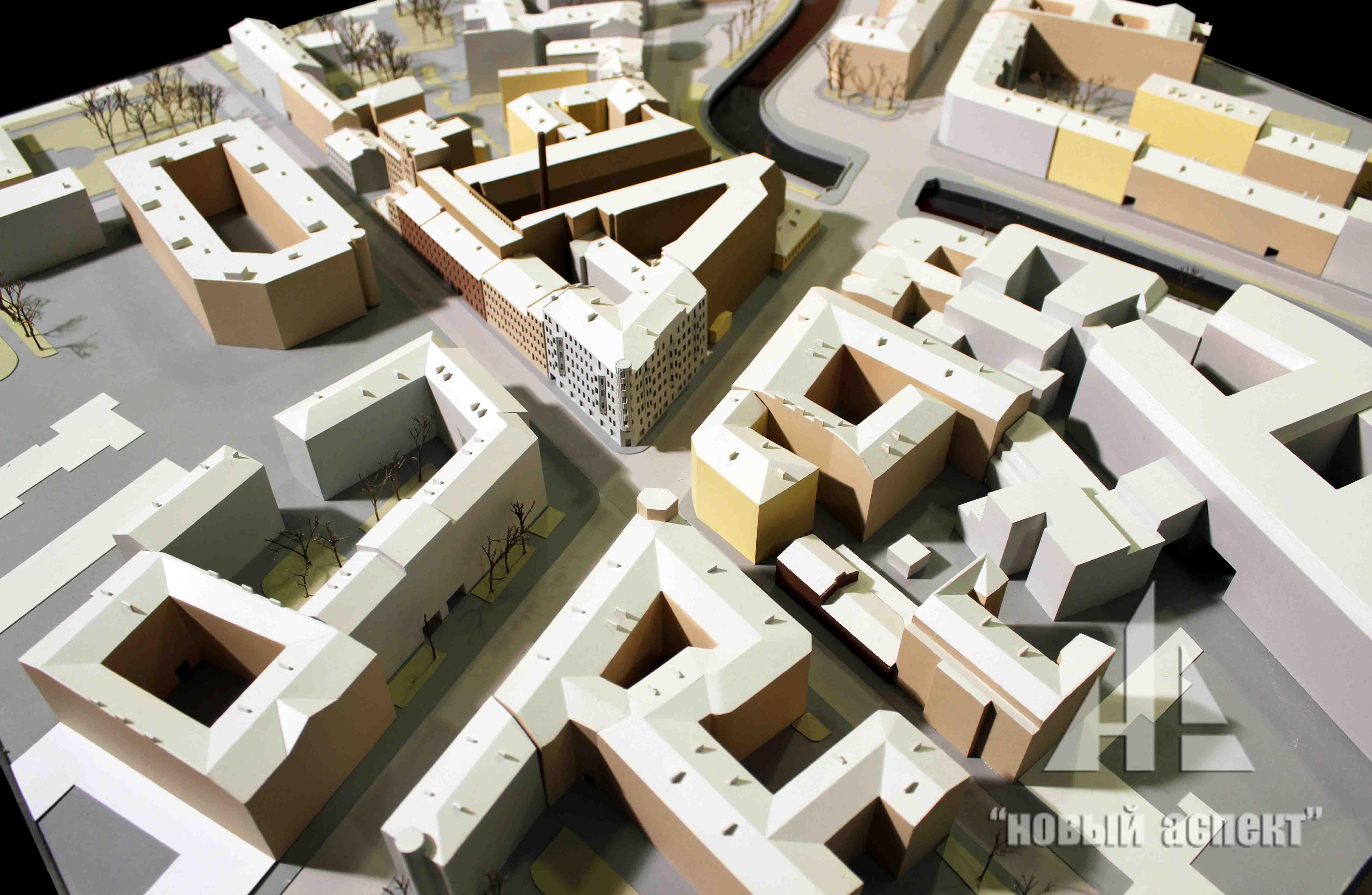 Градостроительные макеты КарповкаГрадо (2)