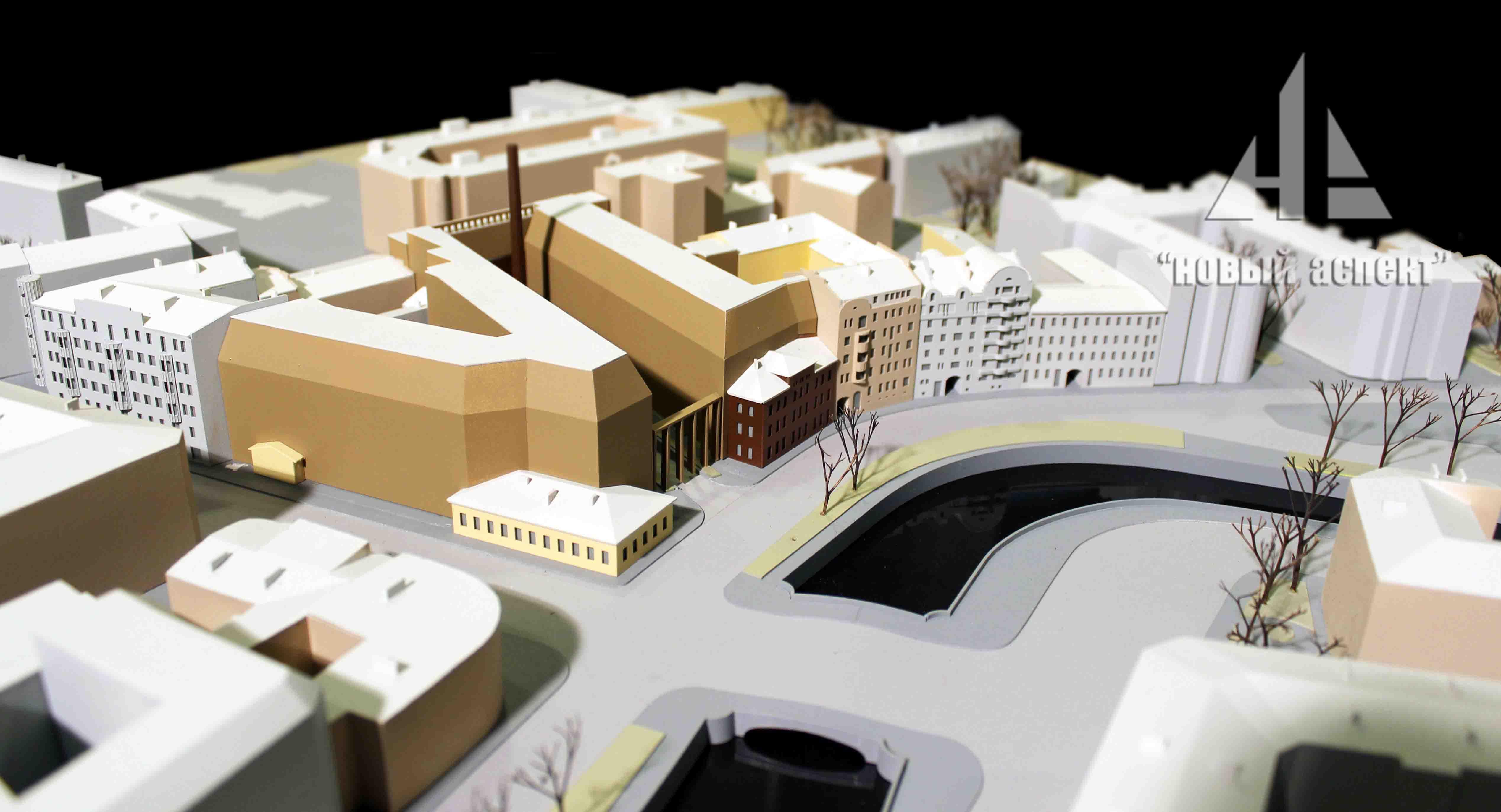 Градостроительные макеты КарповкаГрадо (4)