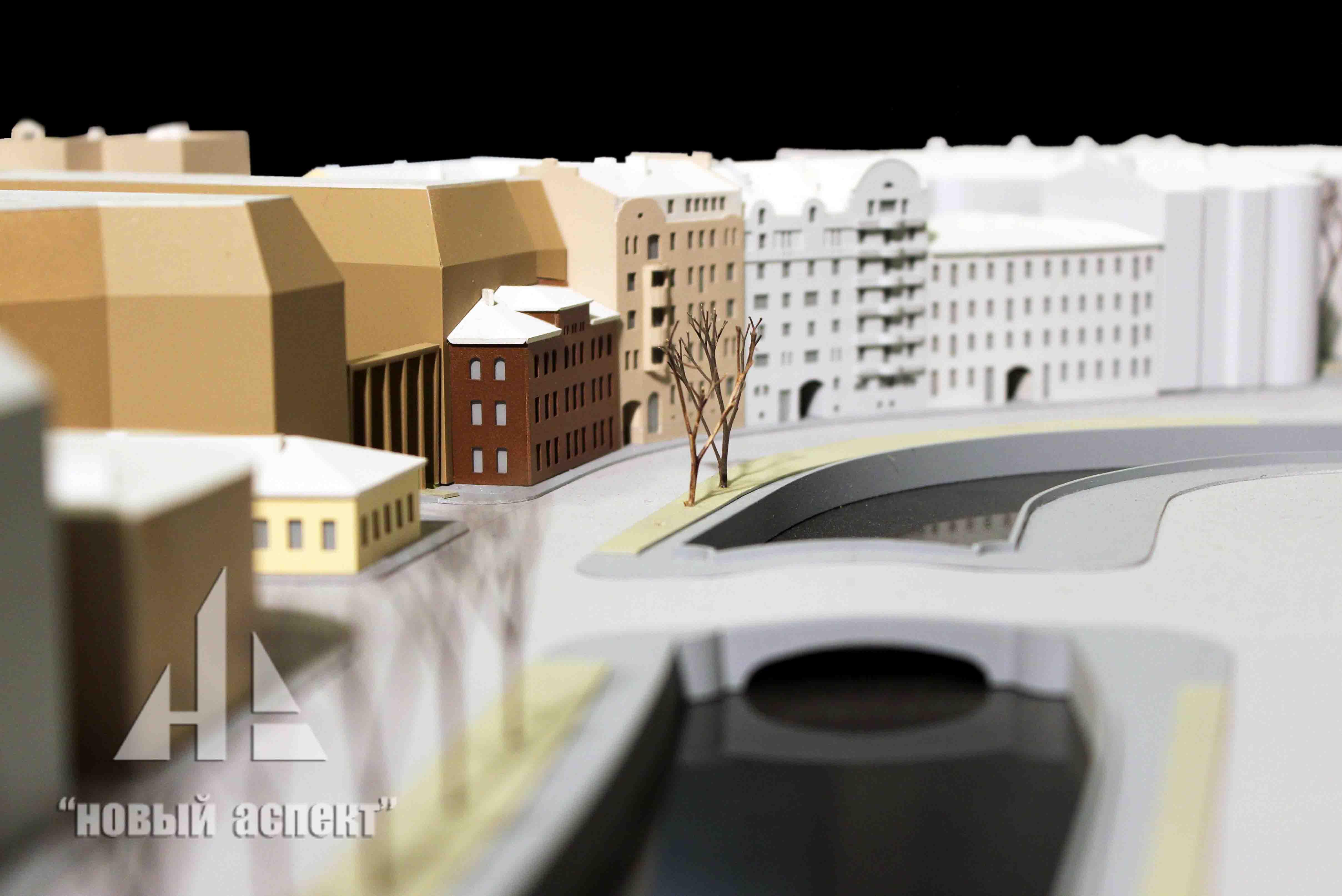 Градостроительные макеты КарповкаГрадо (5)