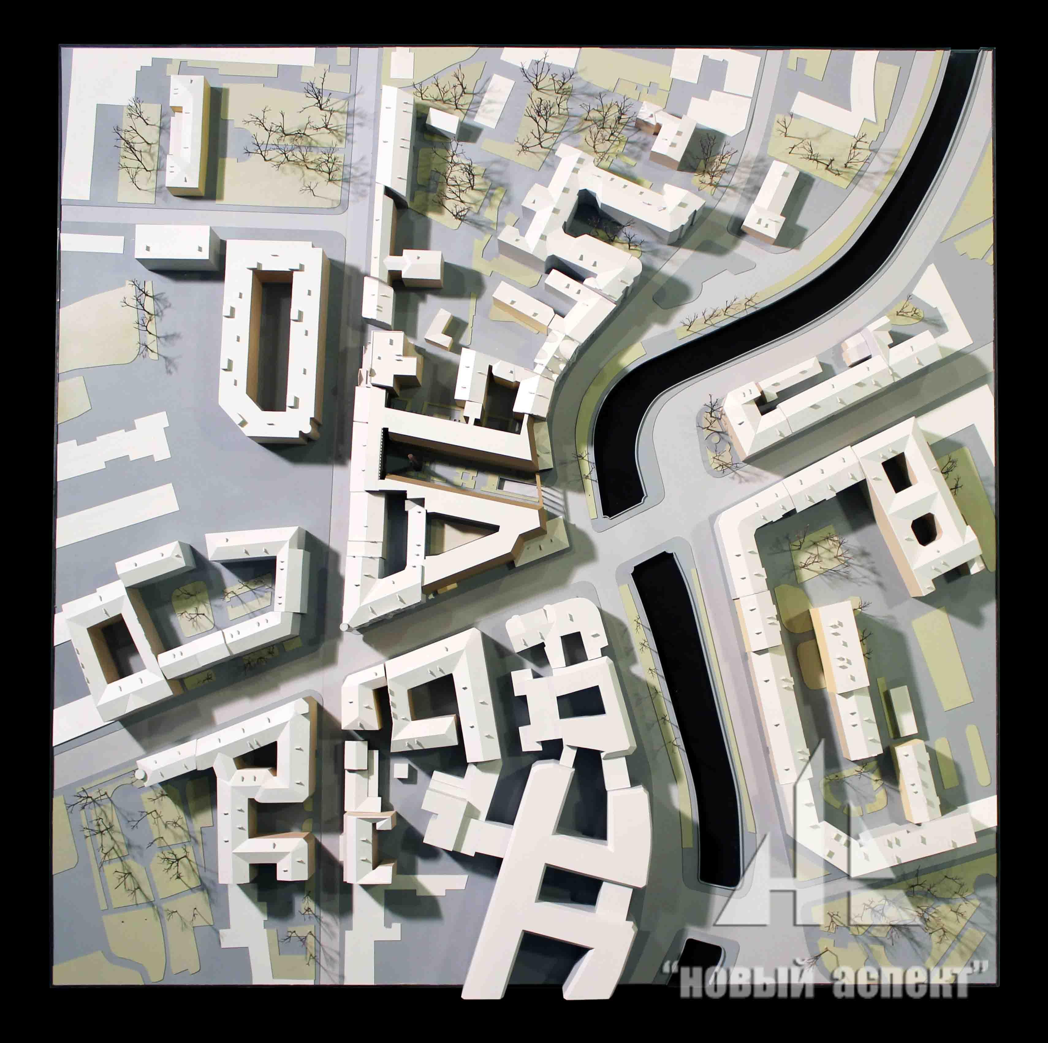 Градостроительные макеты КарповкаГрадо
