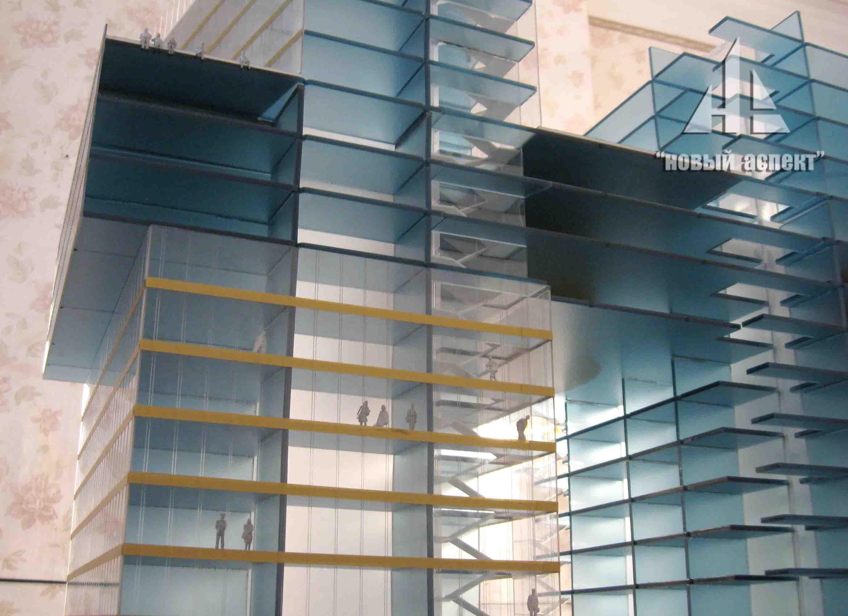 Макеты общественных зданий Краснодар (4)