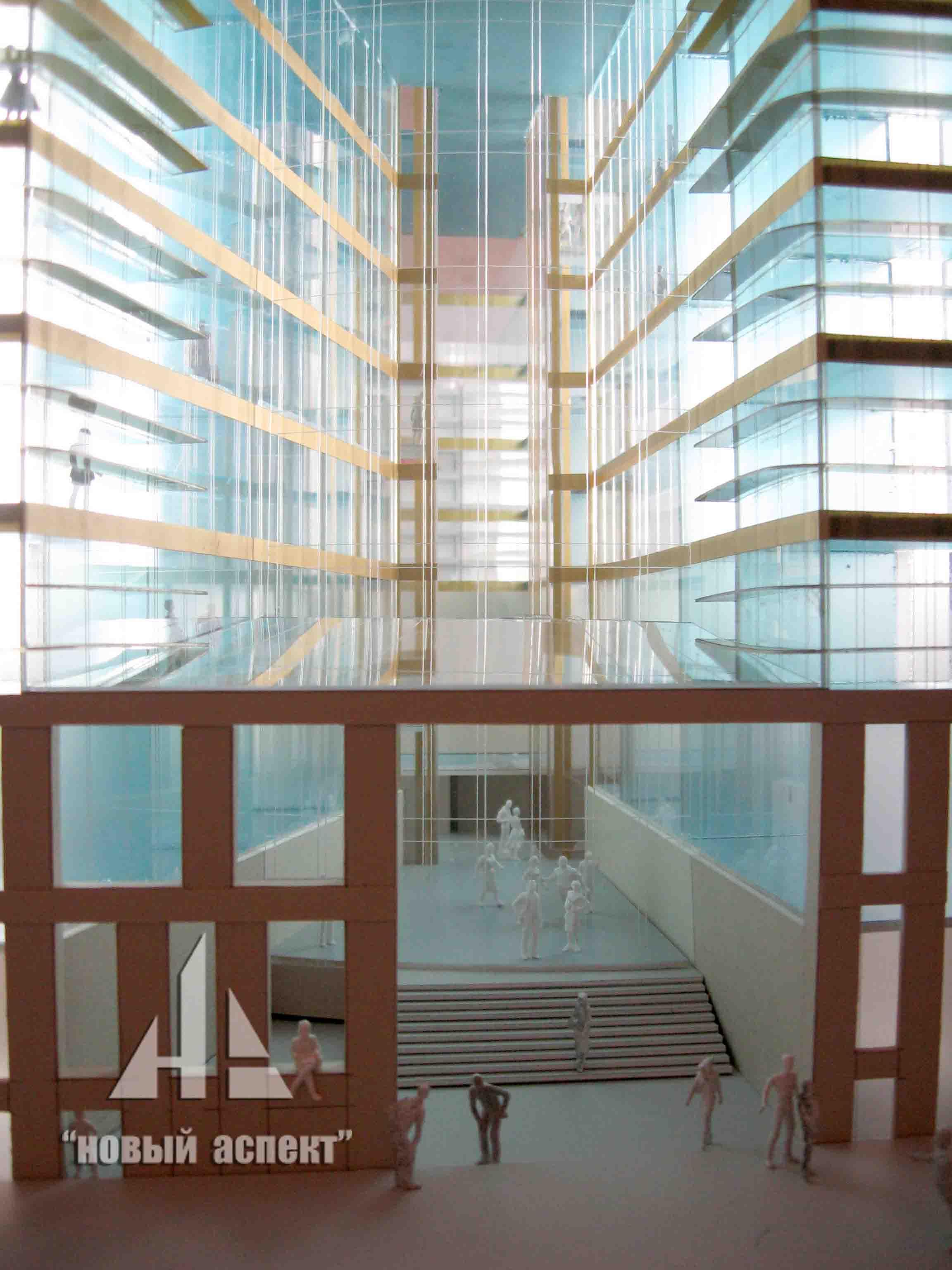 Макеты общественных зданий Краснодар (5)