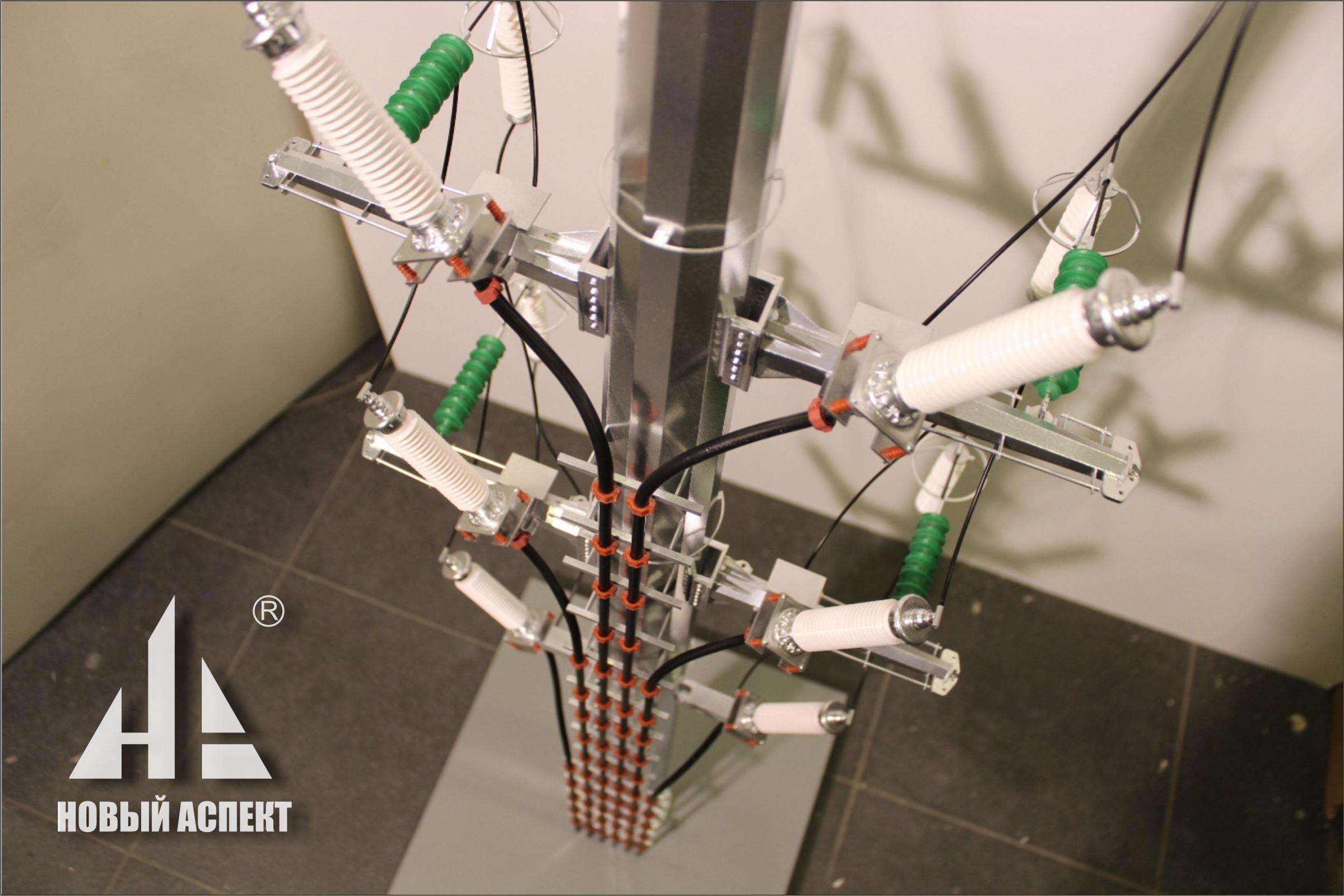 Макеты оборудования ЛЭП (2)