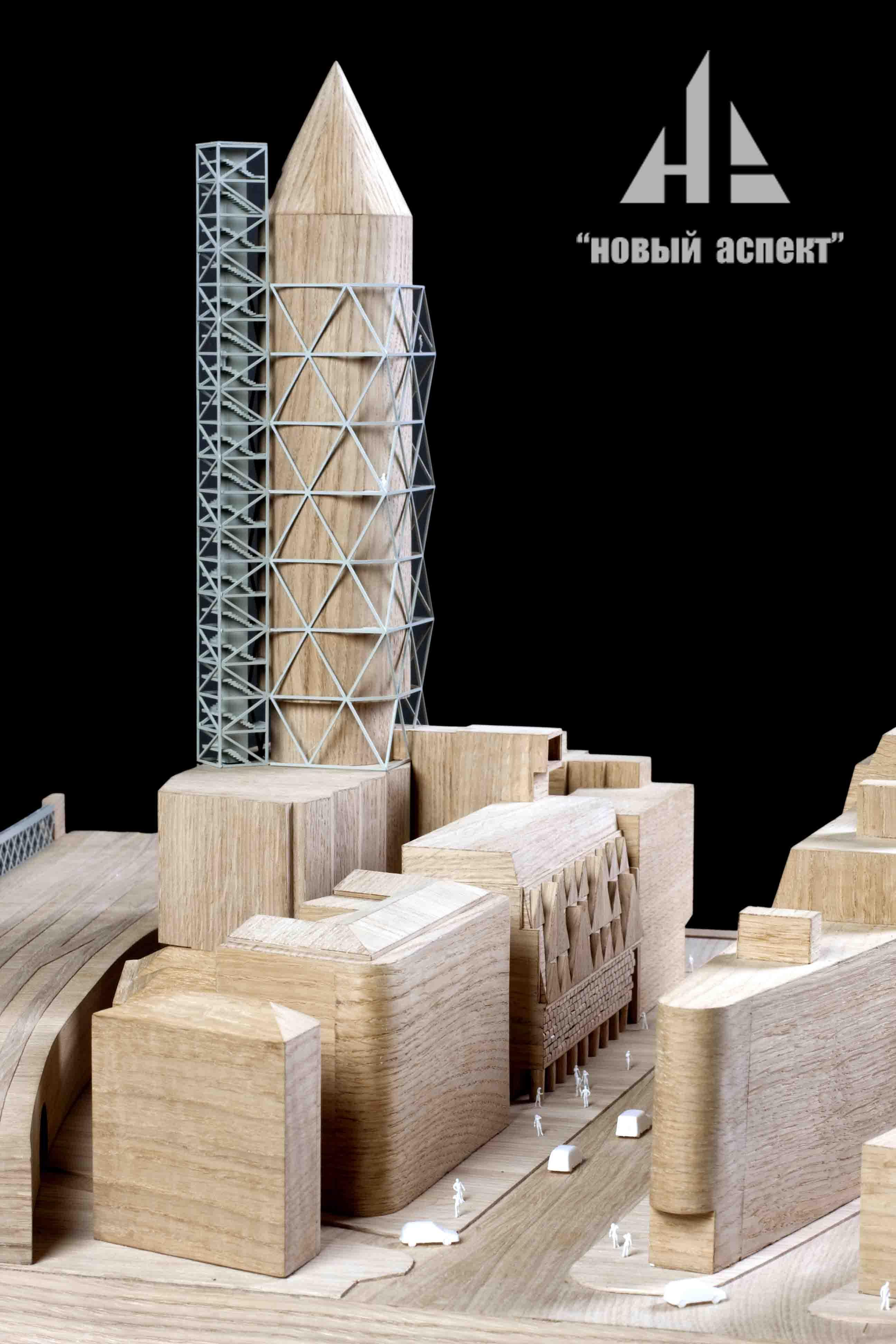 Макеты из дерева Лондон (3)