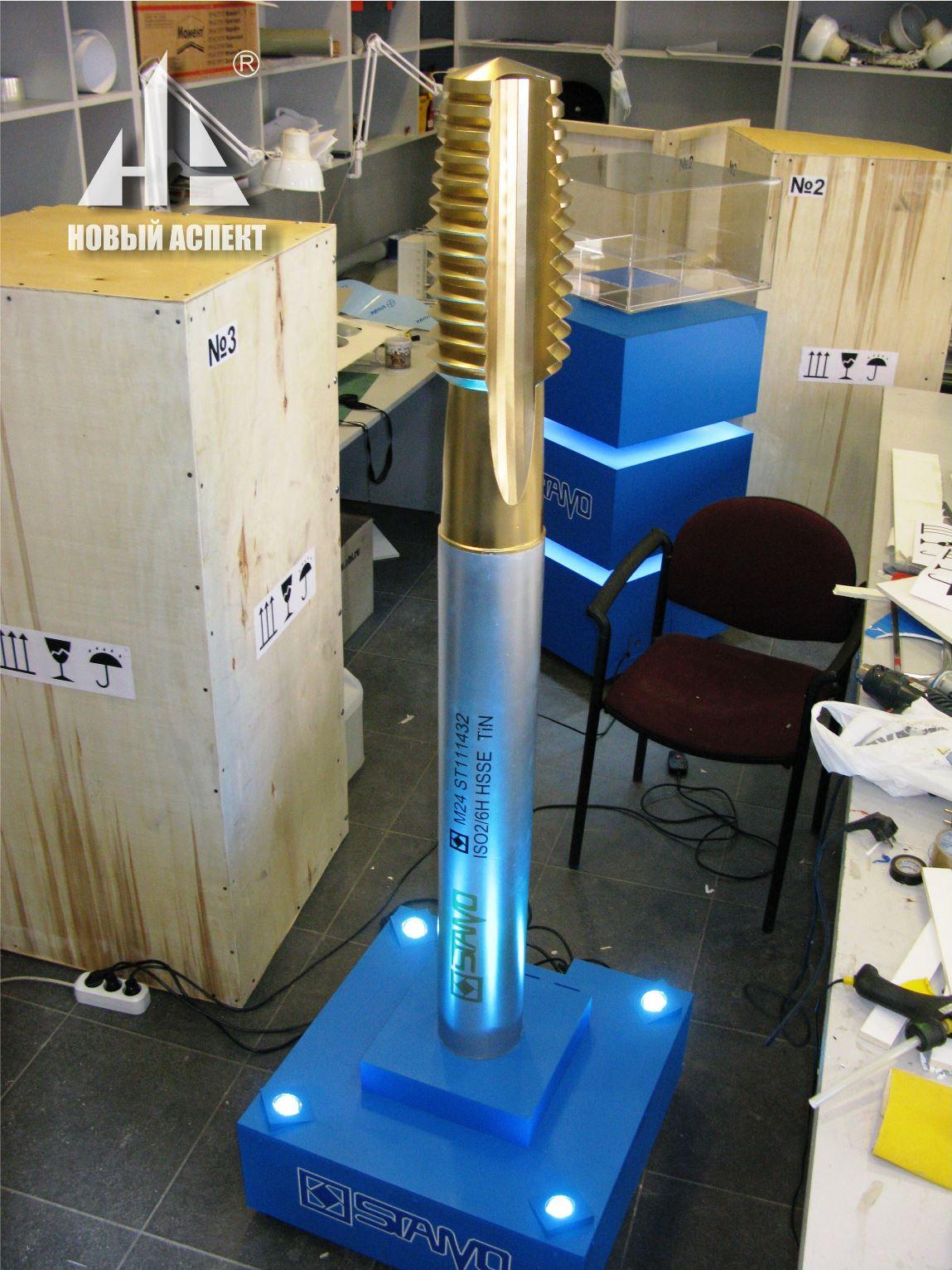 Макеты оборудования М4