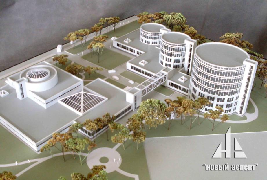 Научно-образовательный комплекс в Санкт-Петербурге