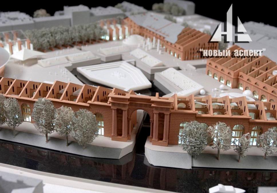 Градостроительные макеты НГ (5)