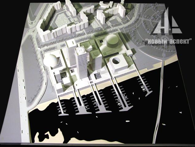 Градостроительные макеты ПриморскийПр (1)
