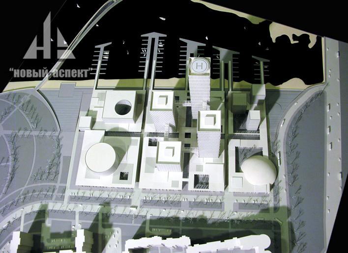 Градостроительные макеты ПриморскийПр (2)