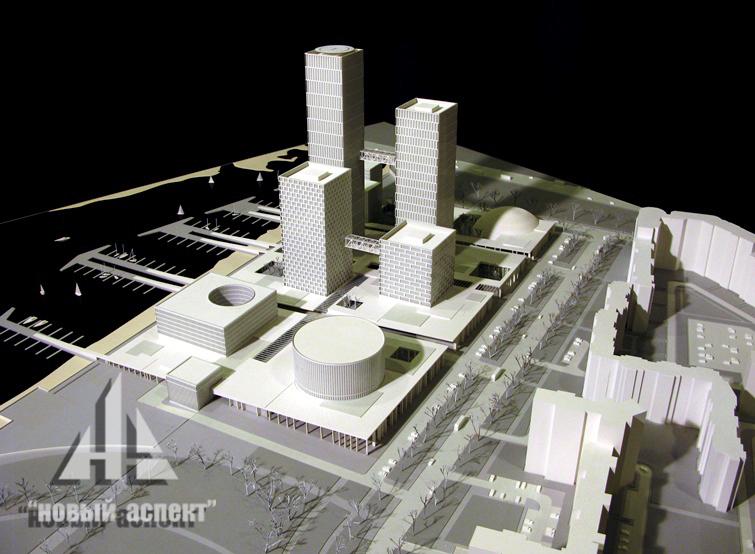 Градостроительные макеты ПриморскийПр (3)