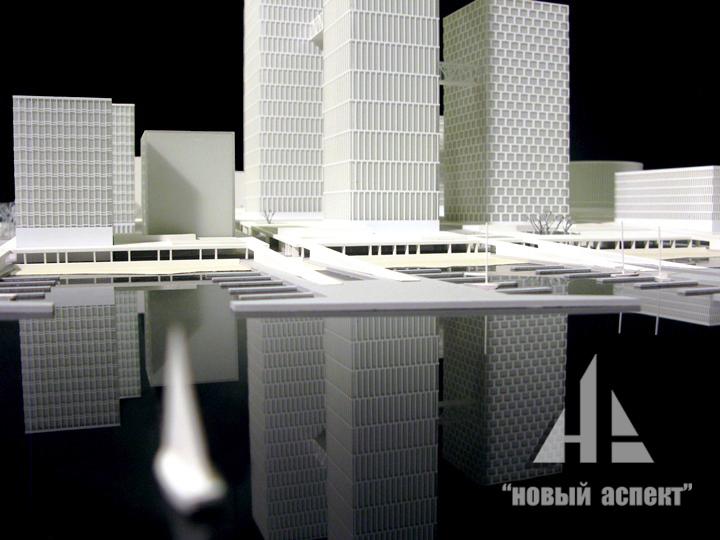 Квартал на Приморском пр.
