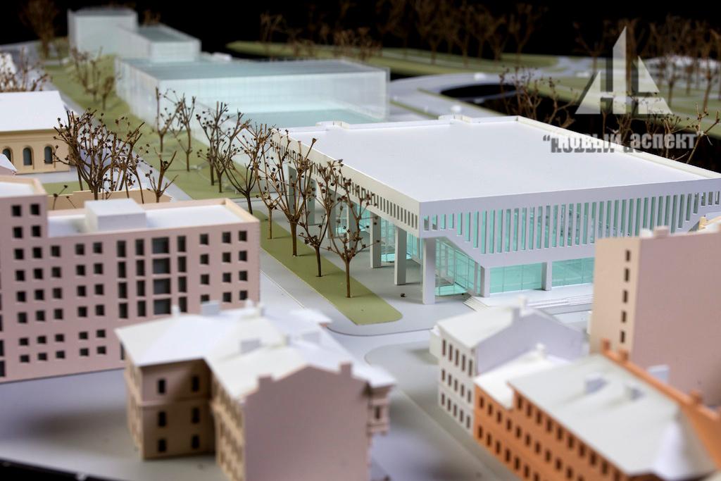 Градостроительные макеты СКА (4)