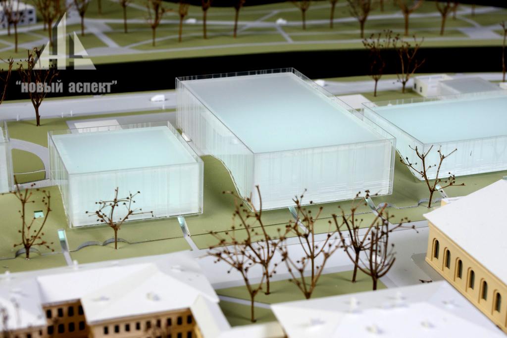 Градостроительные макеты СКА (5)