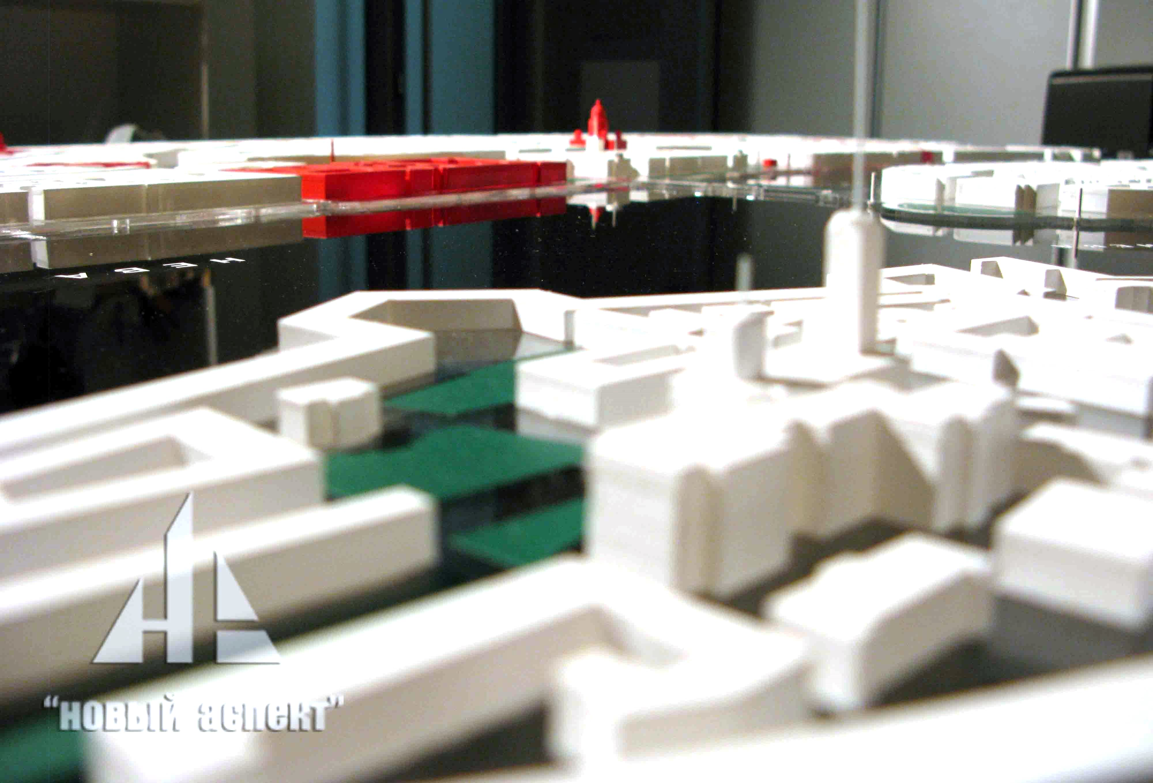 Градостроительные макеты Центр СПб (5)
