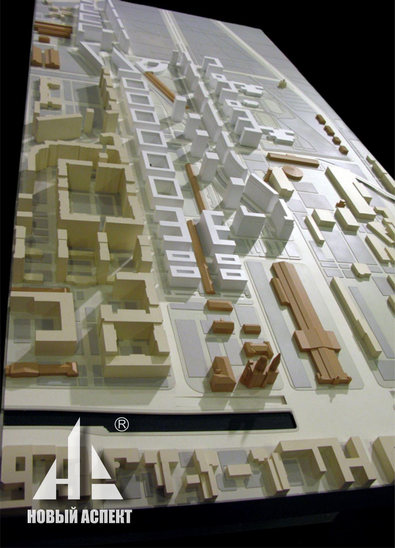 Градостроительные макеты, Варш4
