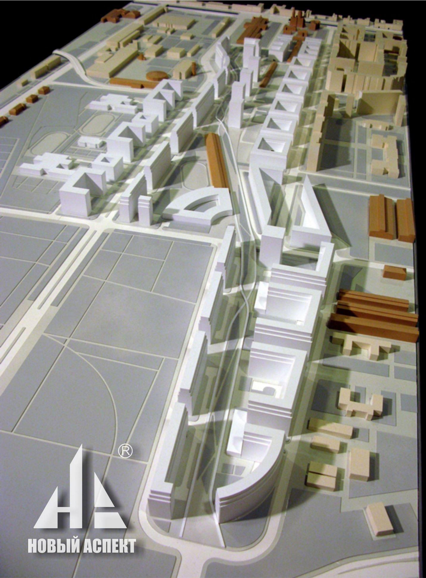 Градостроительные макеты, Варш5