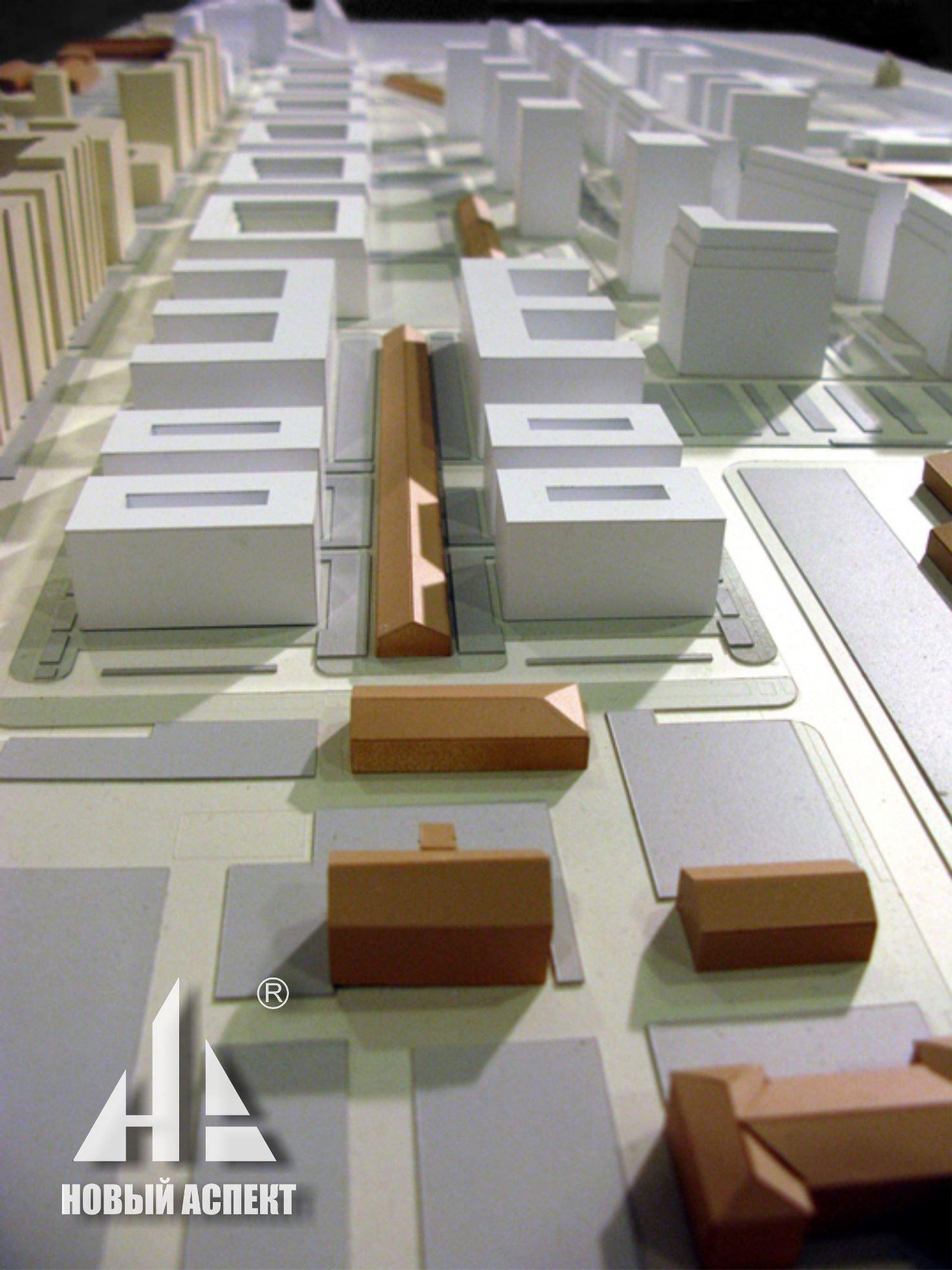 Градостроительные макеты, Варш6
