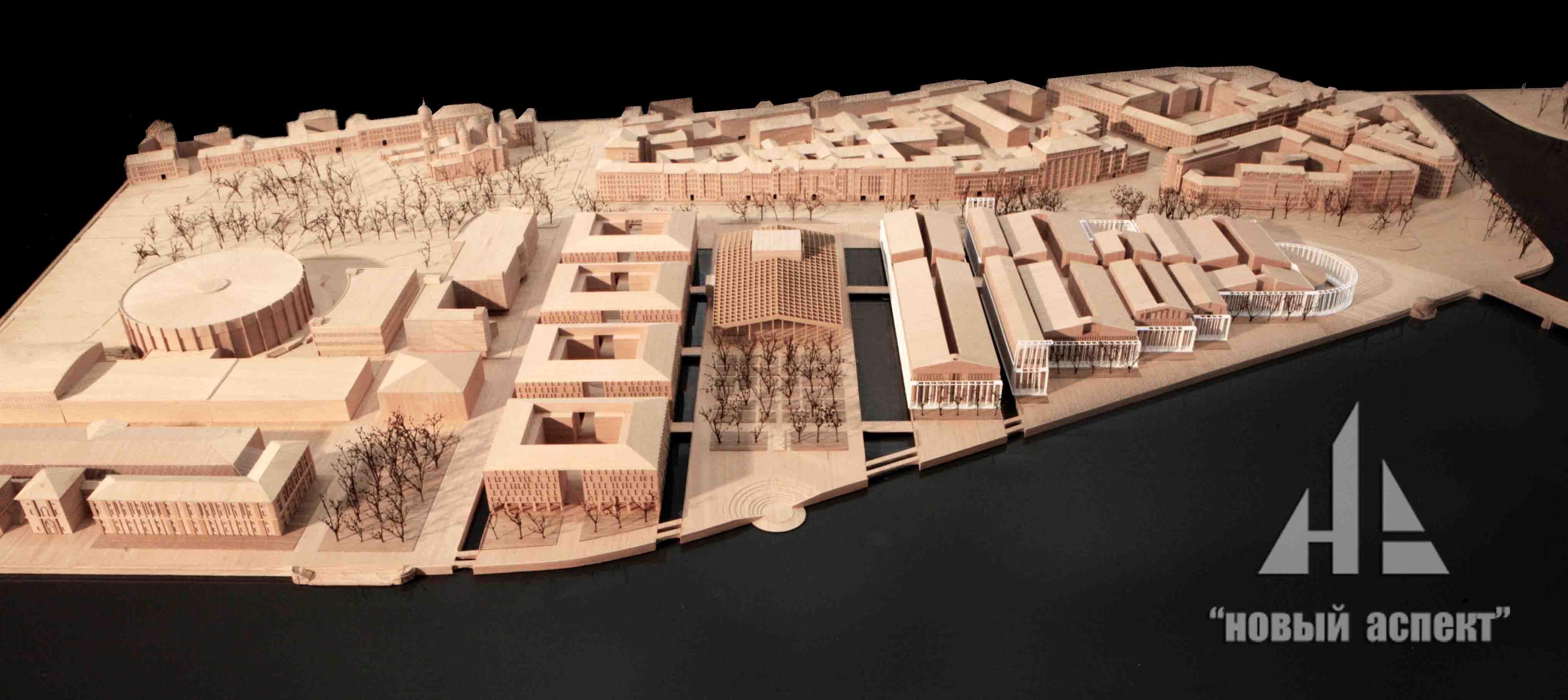 Макеты из дерева, Верховный Суд (3)