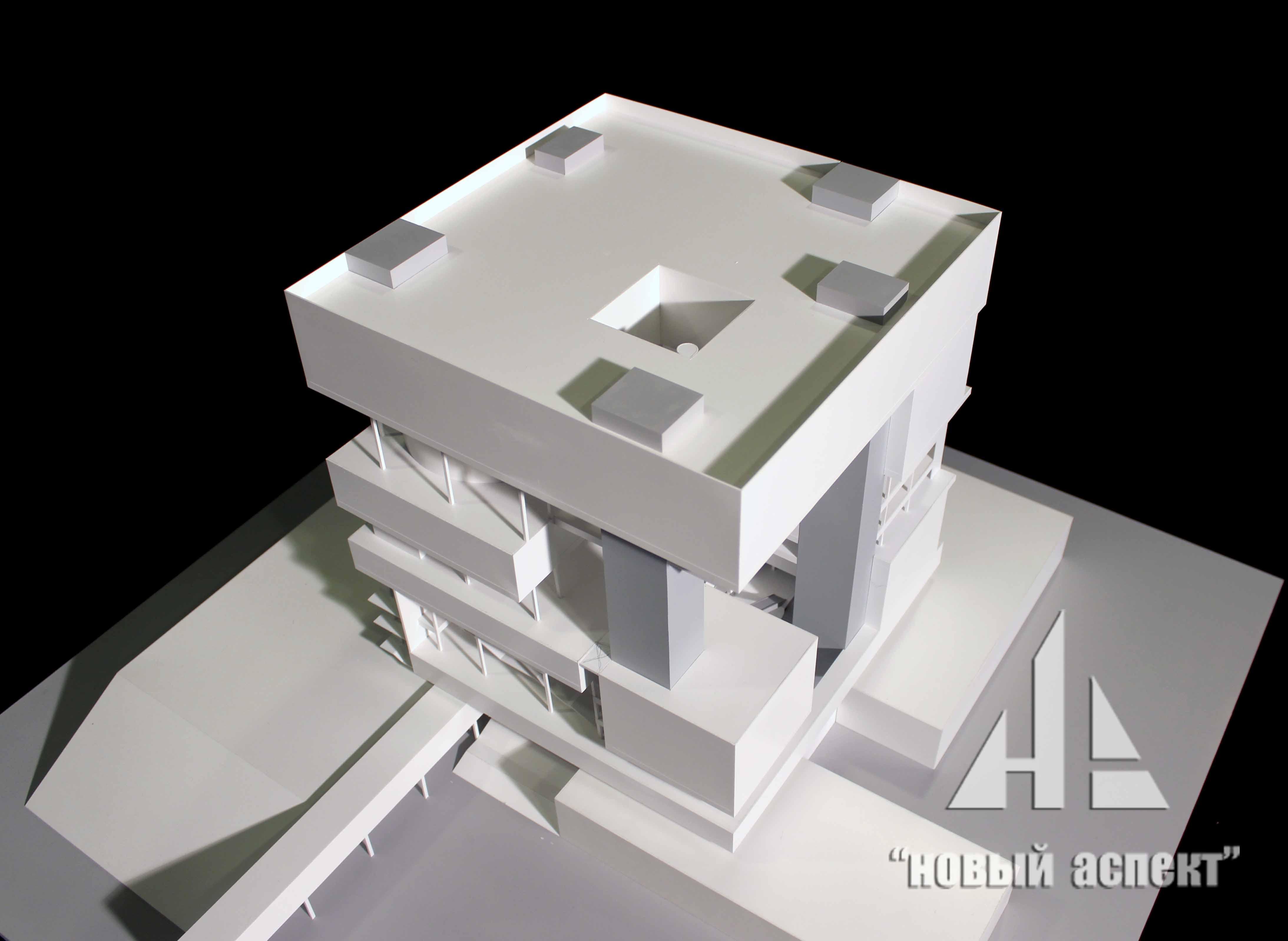 Макеты общественных зданий Жастар Эскиз (3)