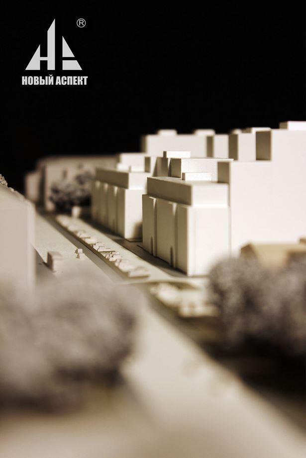 Градостроительные макеты ИТРфото1