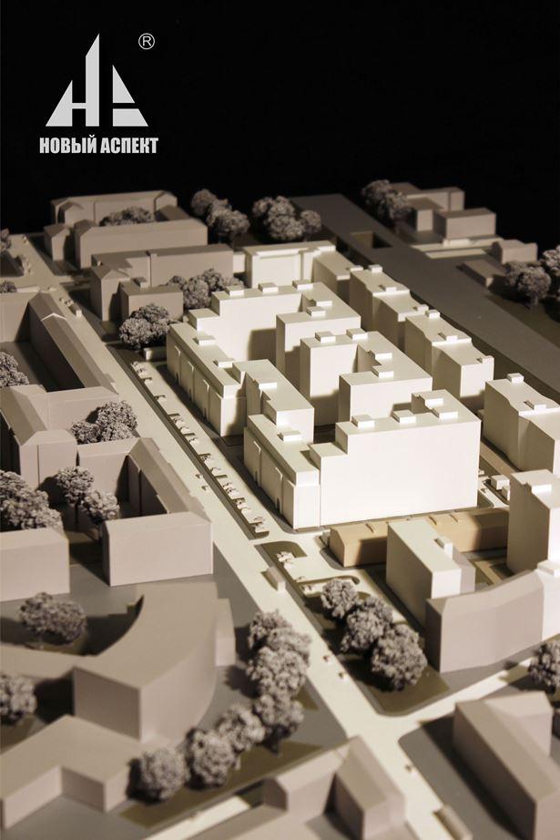 Градостроительные макеты ИТРфото2