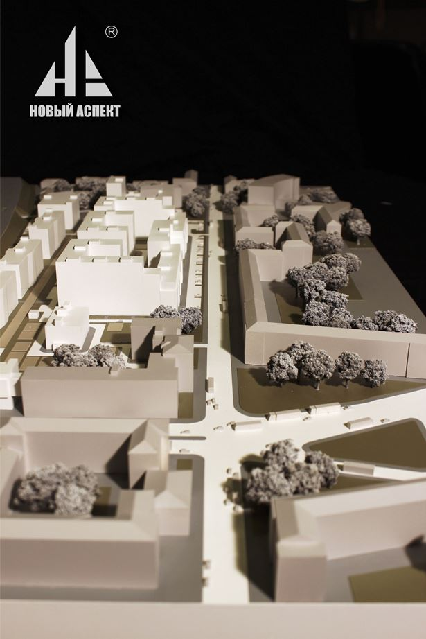 Градостроительные макеты ИТРфото3