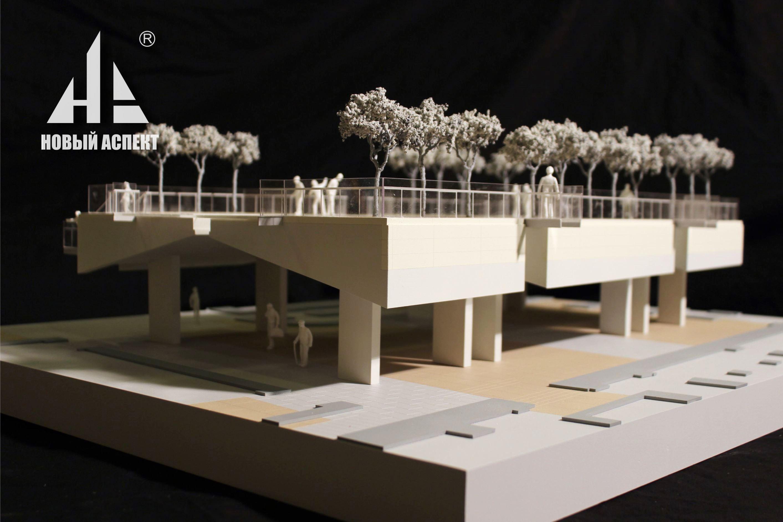 Макеты общественных зданий Платформа Главного Штаба (4)