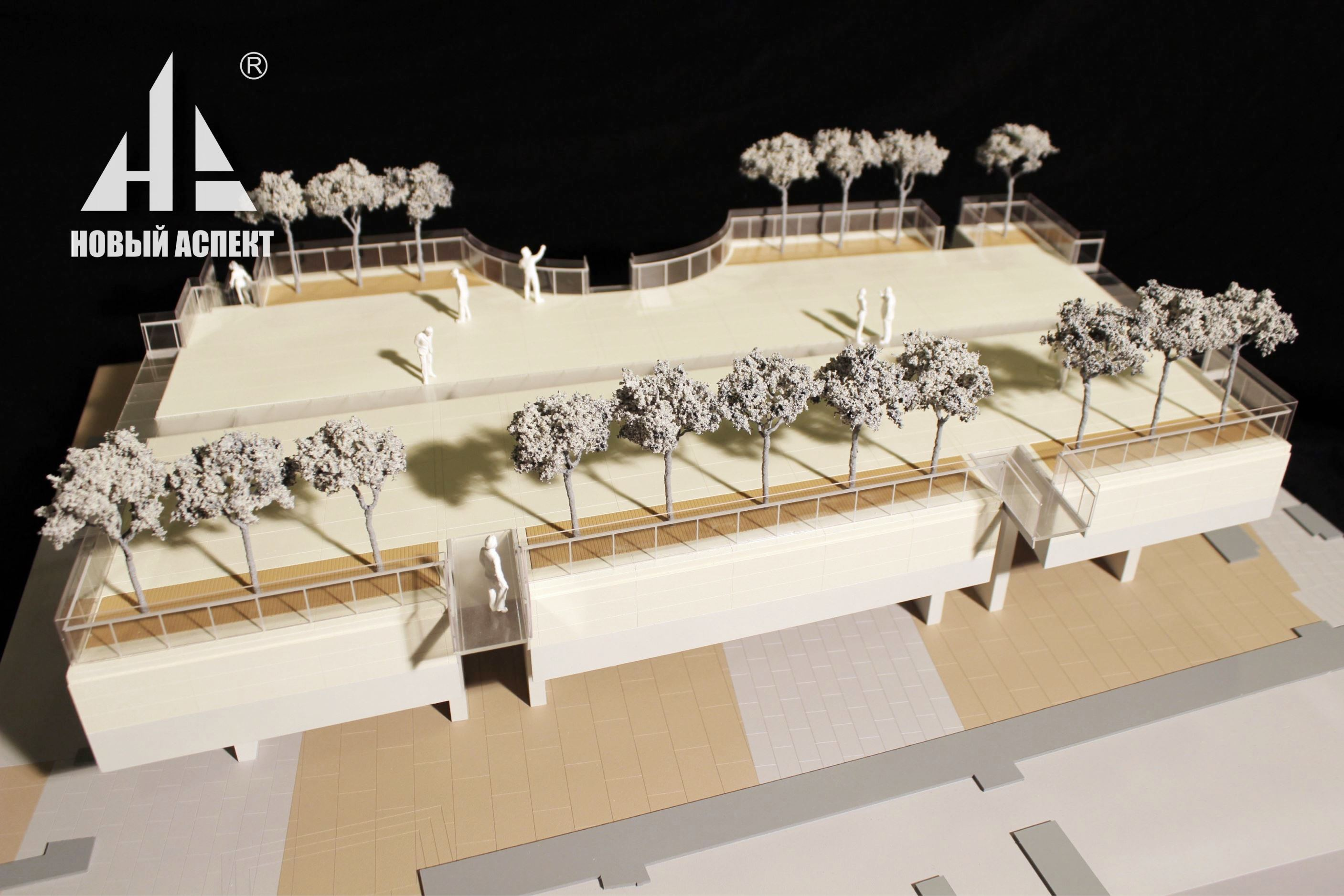Макеты общественных зданий Платформа Главного Штаба (5)