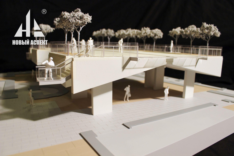 Макеты общественных зданий Платформа Главного Штаба (6)