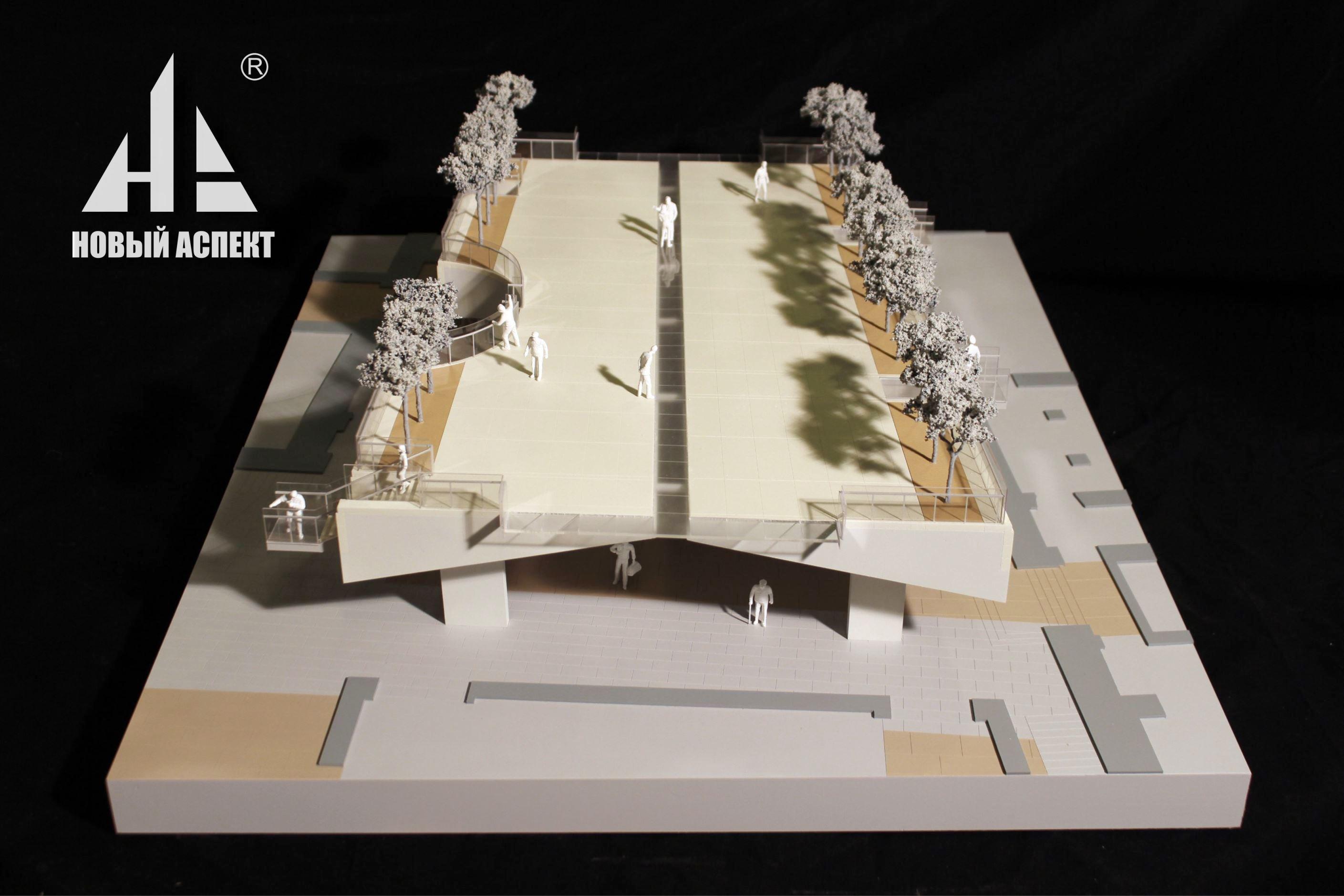 Макеты общественных зданий Платформа Главного Штаба (7)