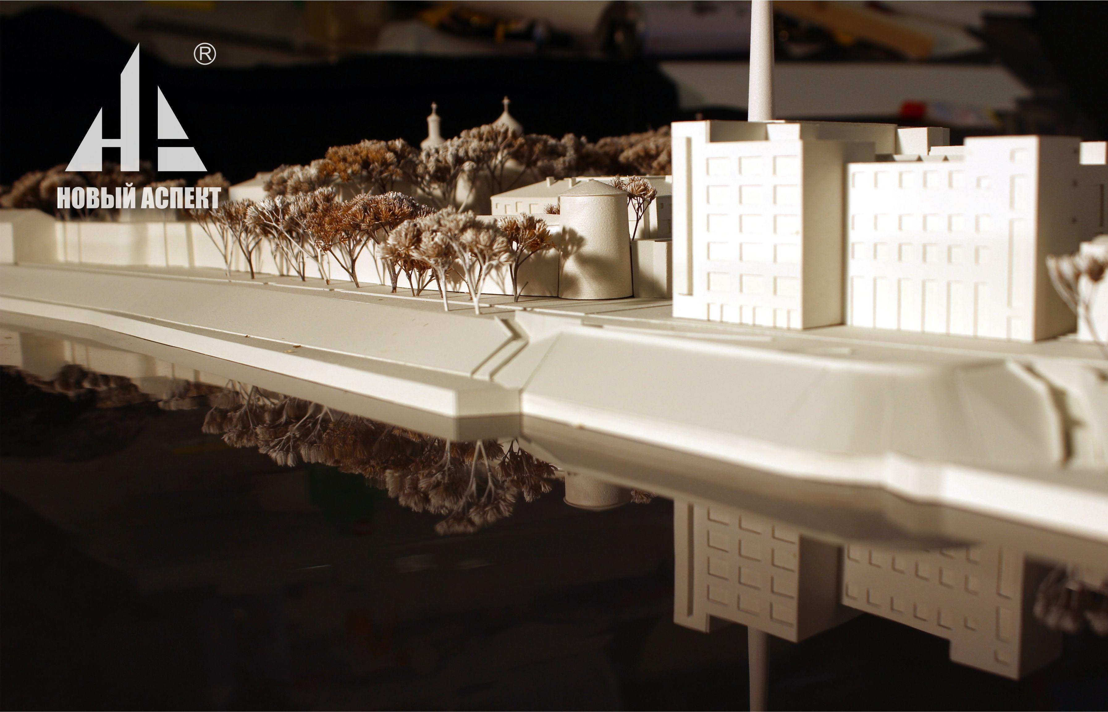 Градостроительные макеты Псков ТЭЦ (2)