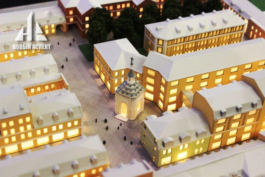 Градостроительные макеты, Апраскин Двор 2017 (3)