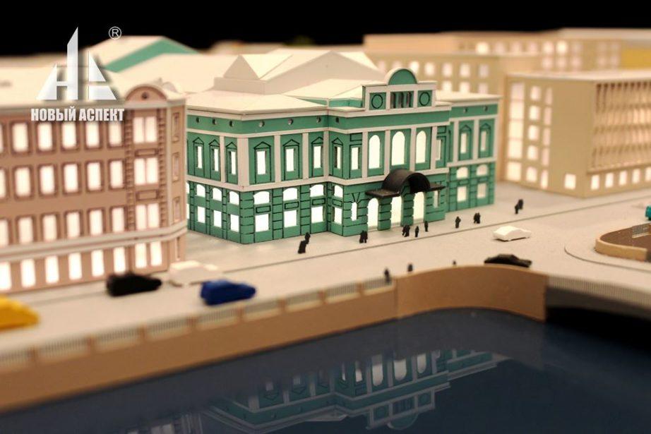 Градостроительные макеты, Апраскин Двор 2017 (5)