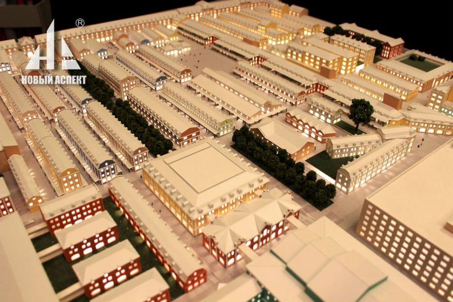 Градостроительные макеты, Апраскин Двор 2017 (6)