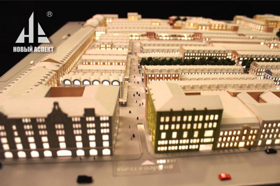 Градостроительные макеты, Апраскин Двор 2017 (8)